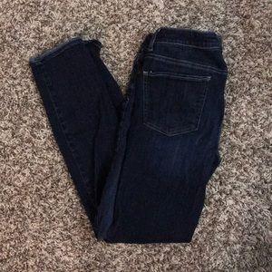 American Eagle Dark Wash Super Skinny Jeans sz. 12